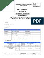 PT-OPPN-16 Rev-5 Funciones de Loros