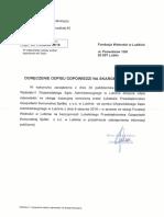 2018-11-08 WSA Lublin Odpis Odpowiedzi Na Skargę Kasacyjna II_SAB_LU_56_18 (1)