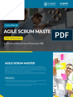 Brochure Scrum - Marketing