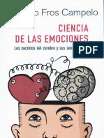 Ciencia de Las Emociones Federico Fros