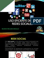 Uso Eficiente de Las Redes Sociales
