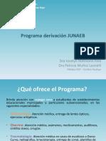 Presentacion Junaeb