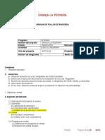 InvercionGRANJA LA PEDRERA Correcion 2016