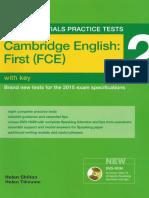 FCE Exam Essentials 2 (2015)