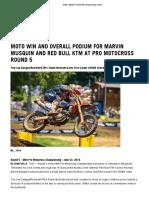 ktm - ready to race  online presse-center