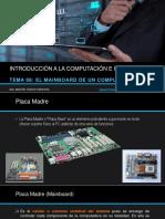 Tema 08 El Mainboard de un Computador.pptx