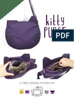 Purse kitty bag