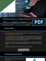 Tema 09 La Memoria Principal de un Computador.pptx