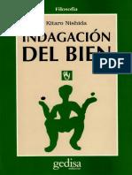 Nishida Kitaro - Indagacion Del Bien.pdf