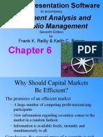 5. Efficient Market Hypothesis Edited