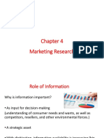 Chapter 4 - Marketing Research(1)