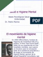Salud e Higiene Mental