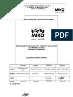 Ep-pr-2-Pr37e Procedimientos Cargue y Descargue de Material Petreo