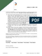 Carta Autorizacion Debito en Cuenta Centrales de Informacion y Oferta Productos y Servicios