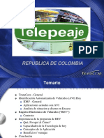 Colombia Telepeaje