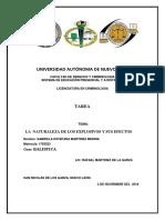 LA NATURALEZA DE LOS EXPLOSIVOS Y SUS EFECTOS  GABY.docx