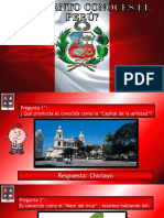 Qué Tan Peruano Eres Plataforma
