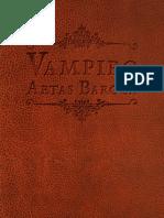 Aetas Baroca - Vampiro
