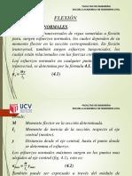 8.-Flexión - Esfuerzos Normales.pptx
