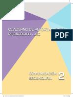 Comunicación Secundaria 2. Cuaderno de reforzamiento pedagógico - JEC.pdf