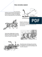 Tillage and Planting Equipment