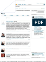 LinkedIn - PSM - Key Deliverables
