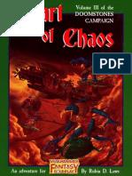 WFRP 1ed - Doom Stones 5 - Heart of Chaos