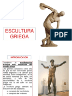 Escultura Griega, periodo Clásico
