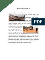 Bencana Banjir Bandang Di Laos