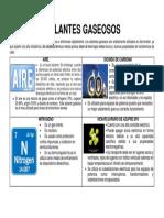 AISLANTES _GASEOSOS