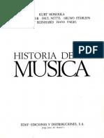 Historia de La Música - Sección Dedicada a Gustav Mahler