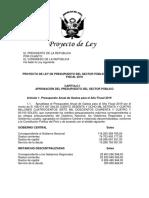 PL Presupuesto 2019 Unlocked