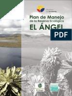 RESERVA ECOLOGICA EL ANGEL - PLAN DE MANEJO.pdf