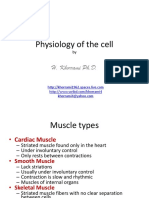 Cell Physiology2