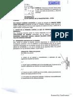 OCMA - Denuncia Penal contra jueces de la Sala Penal de Huaura