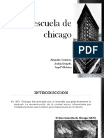 La Escuela de Chicago