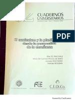 4. El Currículum Complejidad y Enfoques, De Pascuale