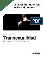 """Unidad Didáctica """"Transexualidad"""" (castellano)"""