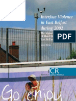P2 - Interface Violence East Belfast