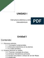 Tema 3 - La Estructura Atómica