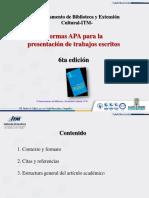 Capacitación en Normas APA (1)