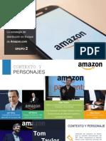 La estrategia de distribución en Europa de Amazon.com, Solución