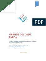 Analisis Del Caso Enron