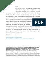 Antecedentes Patología Populus