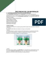 3.1.1 Propiedades físicas de los materiales. eléctricas.docx
