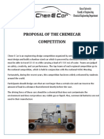 Proposal of the Chemecar-converted (1)