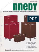 Kennedy Manufacturing 1970 Catalog