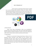 Aplikasi Model Ruang Vektor Dan Matriks UntuknMendeteksi Adanya Plagiarisme