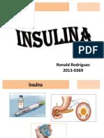 Insulina Endocrino