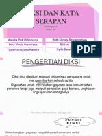 PPT Kel-2 Diksi & Kata Serapan.pptx